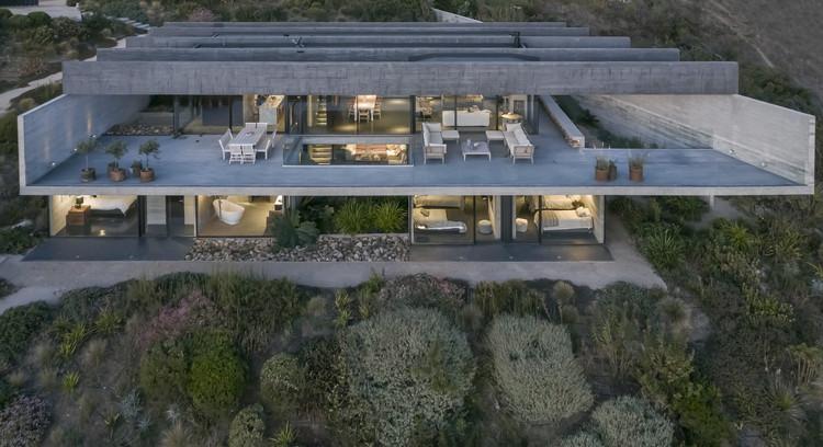 5 Beams House / Gubbins-Polidura, © Sergio Pirrone