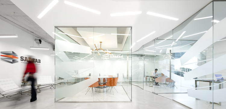 Oficina Sabrab / Sabrab, © Fernando Guerra | FG+SG