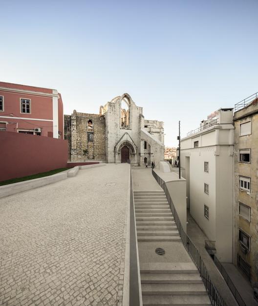 Urban Renewal of Chiado Neighborhood / Álvaro Siza + Carlos Castanheira, © Fernando Guerra | FG+SG