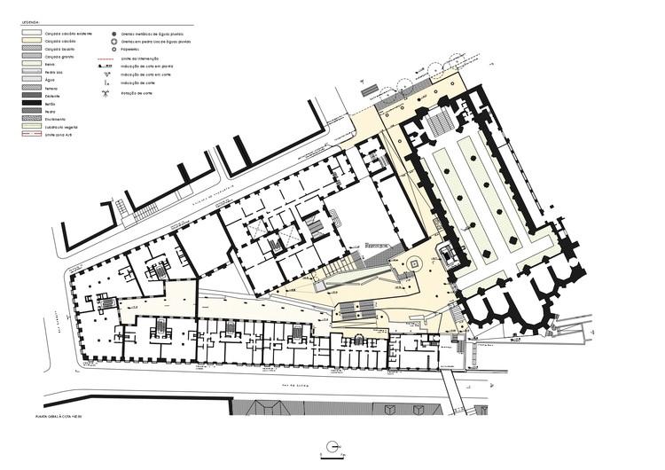 Site Plan (+42.50)
