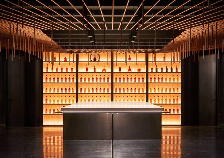Sala de Degustação para Master Blenders / Elluin Duolé Gillon architecture, © Ivan Mathie