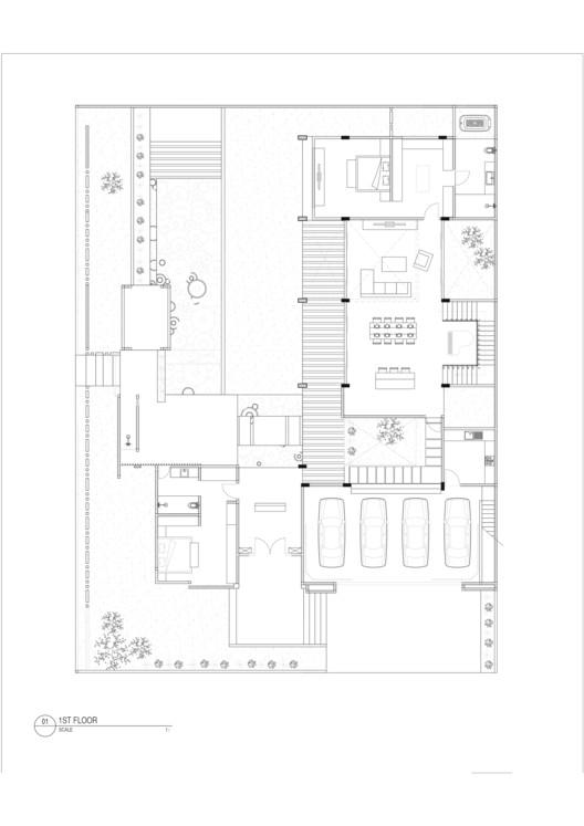 Plan - First floor