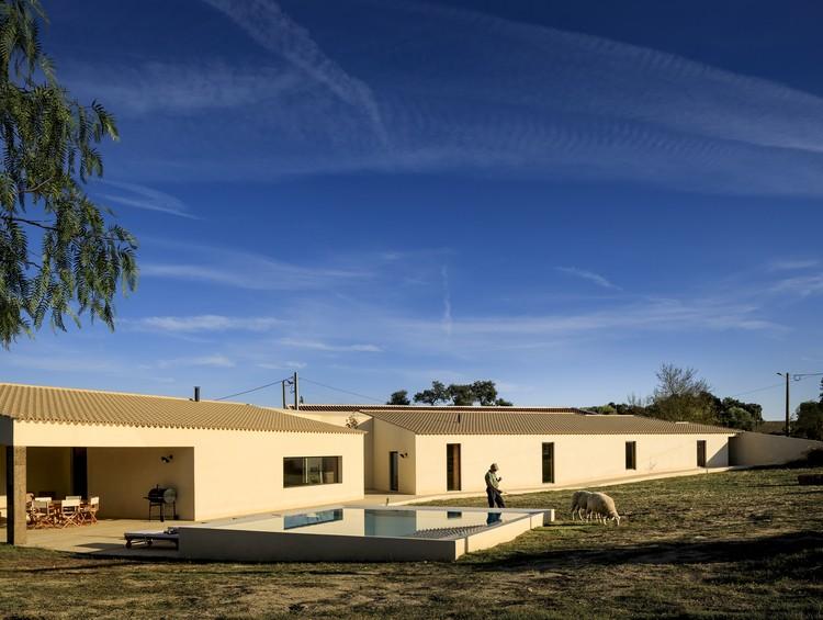 Casa no Alentejo / BICA Arquitectos, © Fernando Guerra | FG+SG
