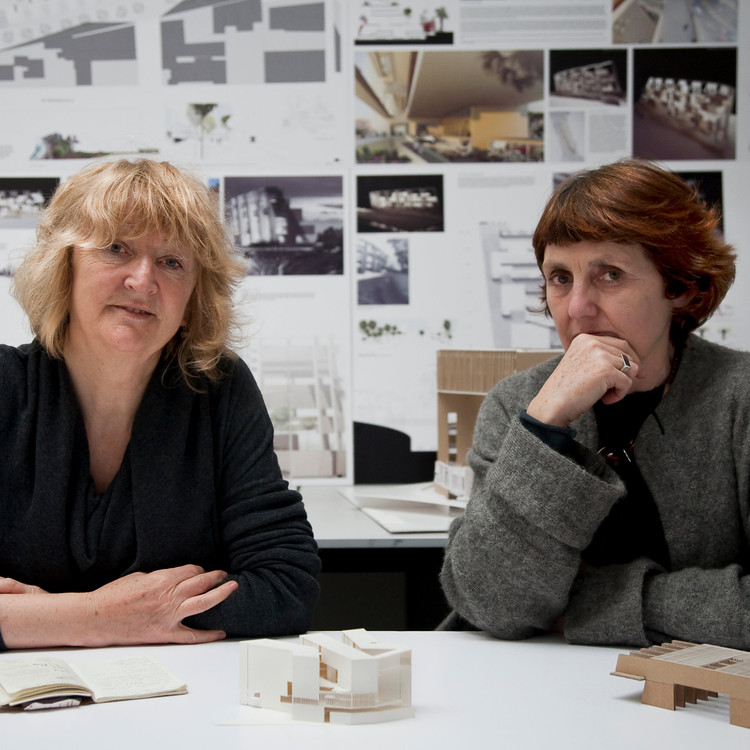 Selected Projects of Pritzker Laureates' in 2020, © Alice Clancy