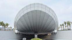 Haikou Wenming East Road Tunnel / Penda China