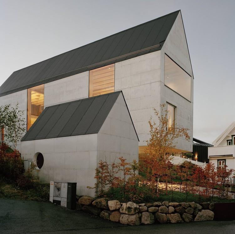 Alexander Kielland House / Trodahl Arkitekter, © Rasmus Norlander