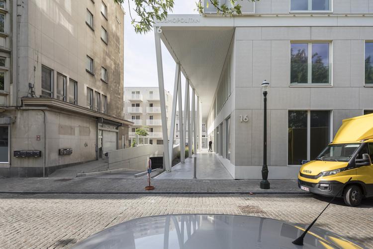 The Cosmopolitan Building / BOGDAN & VAN BROECK, © Laurian Ghinitoiu