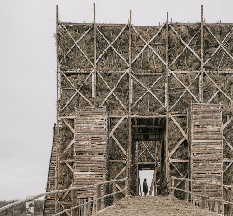 Burning Bridges Installation  / KATARSIS ab, © Grigoriy Sokolinsky