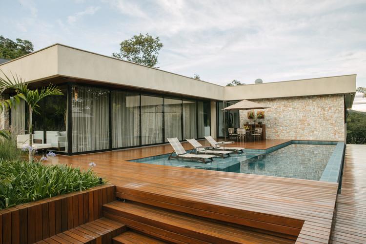Casa WJ / Liga Arquitetura e Urbanismo, © Luiza Ananias