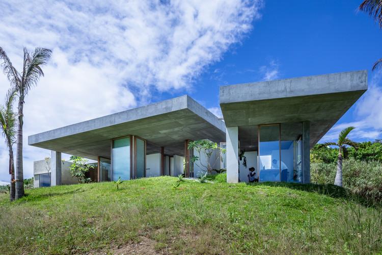 House In Tamagusuku / Studio Cochi Architects, © Ooki Jingu