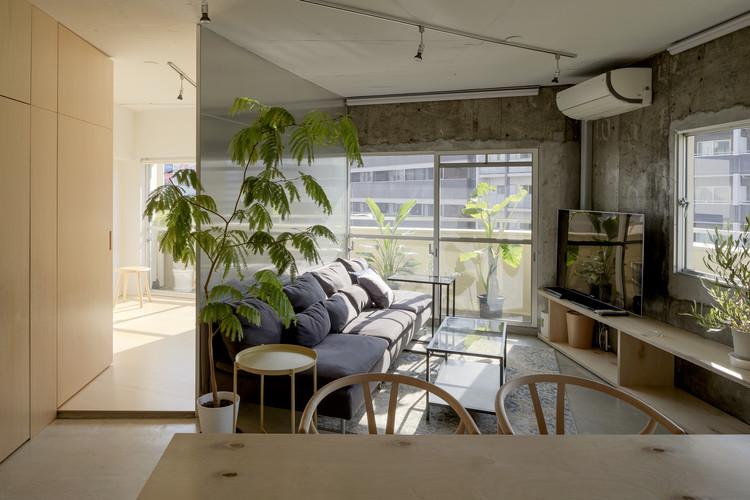 Casa en Aokibashi / Shinta Hamada Architects, © Ken'ichi Suzuki