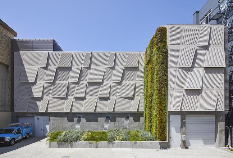 Larkin Street Substation Expansion / TEF Design, © Mikiko Kikuyama