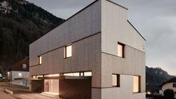 Duplex on a Hillside / MWArchitekten