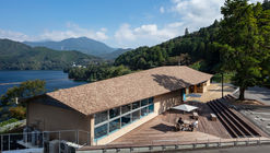 Sameura Canoe Terrace / TA+A + Wakuda Kosuke Architects + Sanai Architects
