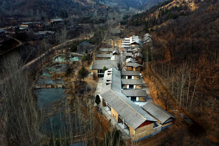 Valley Retreat / Wang Weijen Architecture, Courtesy of Wang Weijen Architecture