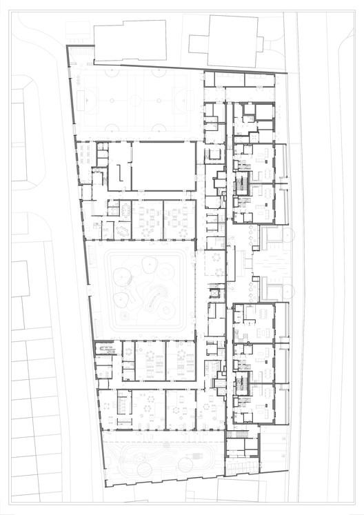 Plan-  Ground floor