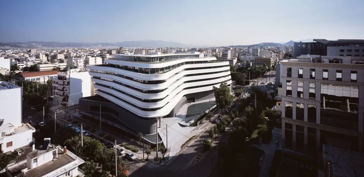 Agemar Angelicoussis Group Headquarters / RS Sparch, © Erieta Attali