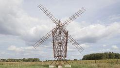 Study for a Windmill / Gijs Van Vaerenbergh