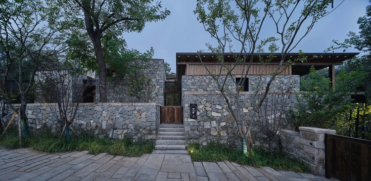 #3 courtyard. Image © ZY Architectural Photography