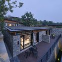 #5 courtyard. Image © ZY Architectural Photography