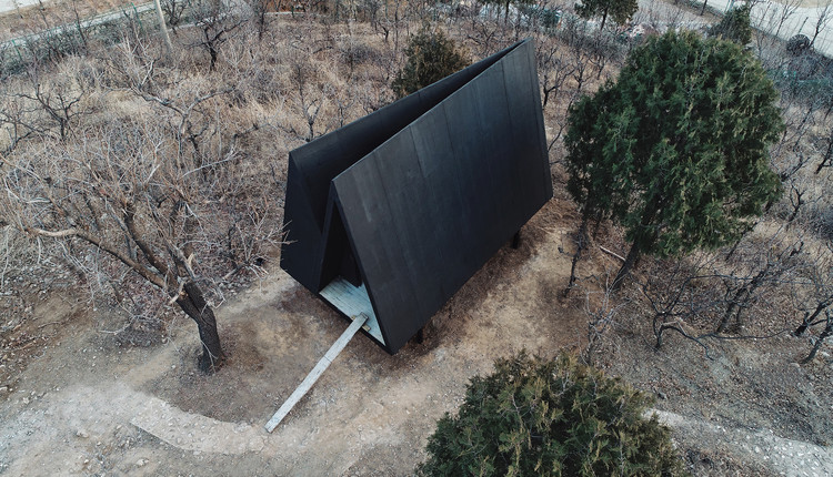 Black House / Robot3 Studio, Courtesy of Robot3 Studio