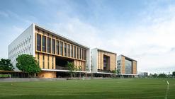 Escola Bangkok Prep II - Bloco D / Plan Architect