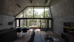 Concrete Shell House / IKAWAYA Architects