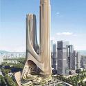 Tower C . Image Courtesy of ZHA