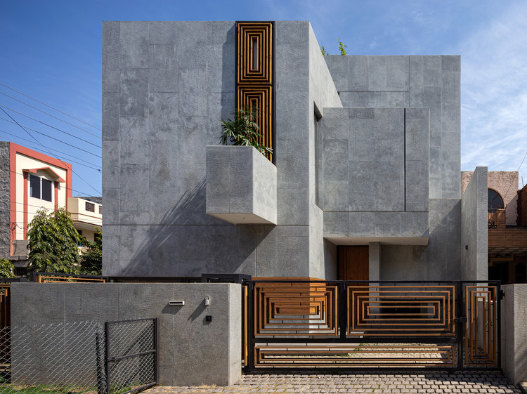 House Within / Arch.Lab, © Purnesh Dev Nikhanj