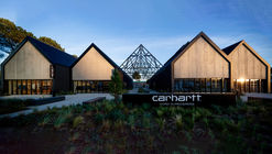 Carhartt Wip Complex / Craft Architecture