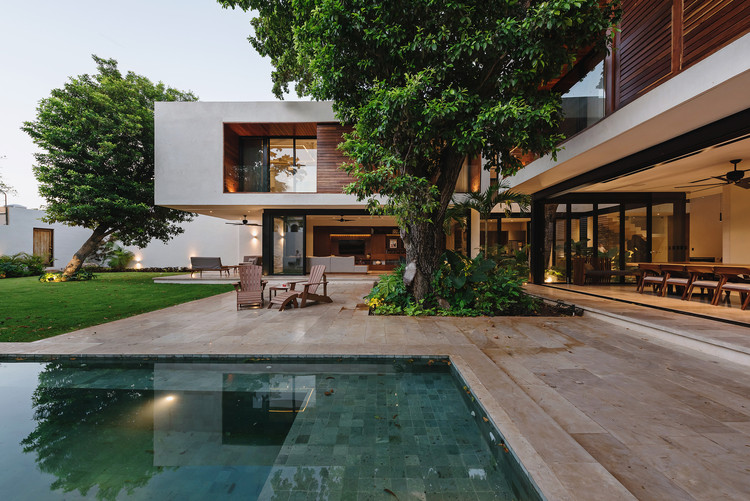 Zapote House / EURK Buildesign, © Tamara Uribe