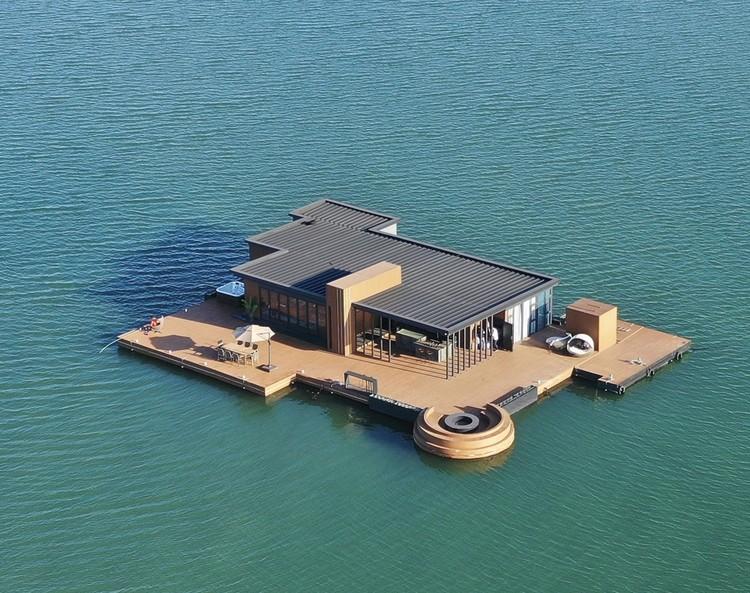 Hotel Flutuante Hi Sea  / Balance Design, © Yuedong Zhou