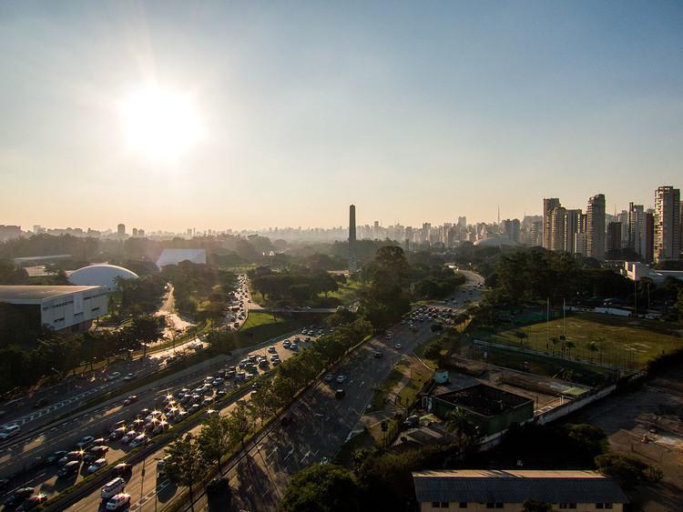 De olho em 2021: clima, cidades e florestas para acompanhar no Brasil, Parque Ibirapuera em São Paulo. Foto: Fernando Stankuns, via Visualhunt / CC BY-NC-SA