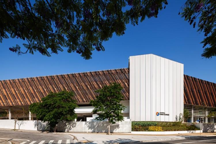 Escuela bilingüe Pueri Domus / Perkins+Will, © Rafaela Netto
