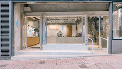 Blue Bottle Coffee Hong Kong Central Cafe / Schemata Architects + Jo Nagasaka