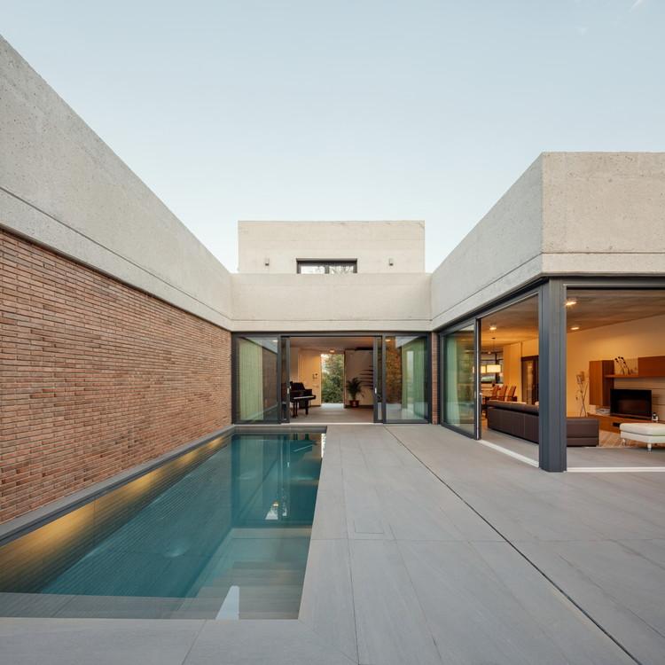 Casa en Matadepera / Pepe Gascón Arquitectura, © Aitor Estévez