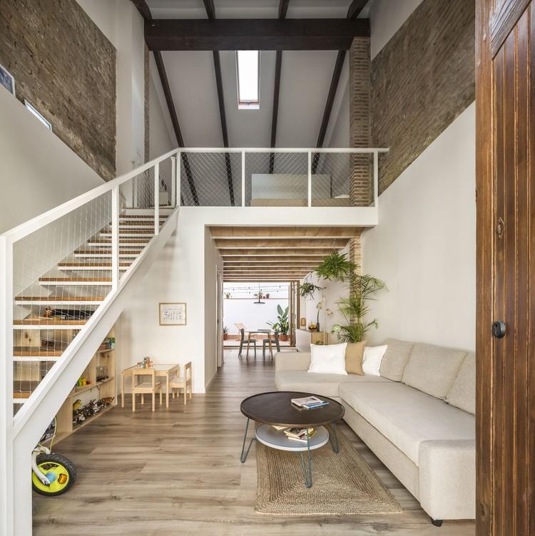 Casa Cabanyal / Nodopía, Arquitectura y Diseño, © Germán Cabo