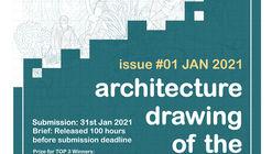 100-hour individual design contest  •  issue #01  jan 2021