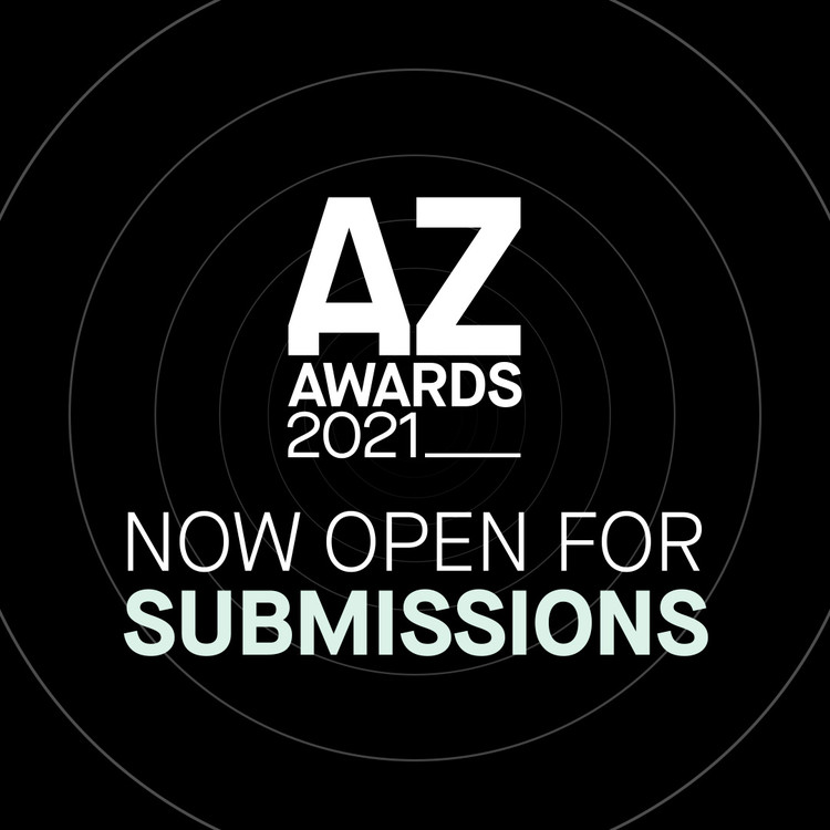 Call for Submissions: The 2021 AZ Awards for Design Excellence
