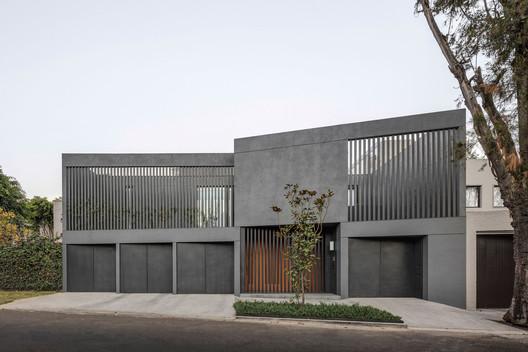 Sierra Negra 27 House / HEMAA