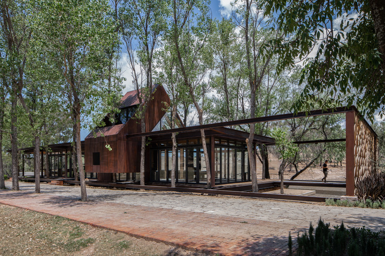 Terraza / Rancho Sierra Allende / fabián m escalante h | arquitectos, © Jorge Succar
