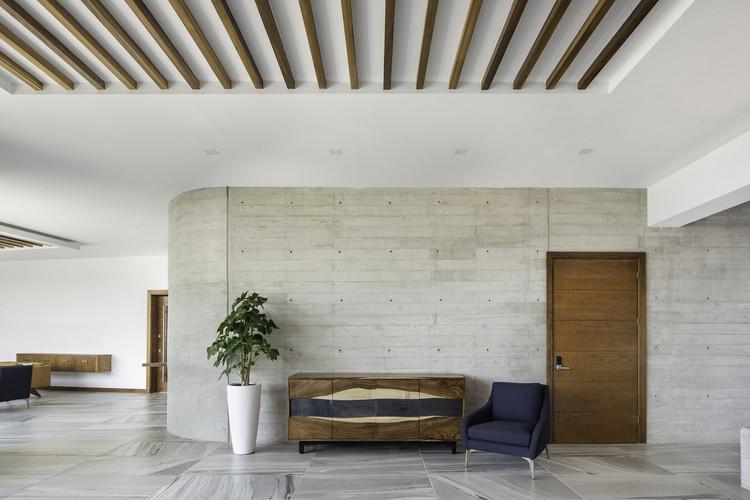 Casa Terrazas / Garza Maya Arquitectos. Image © The Raws