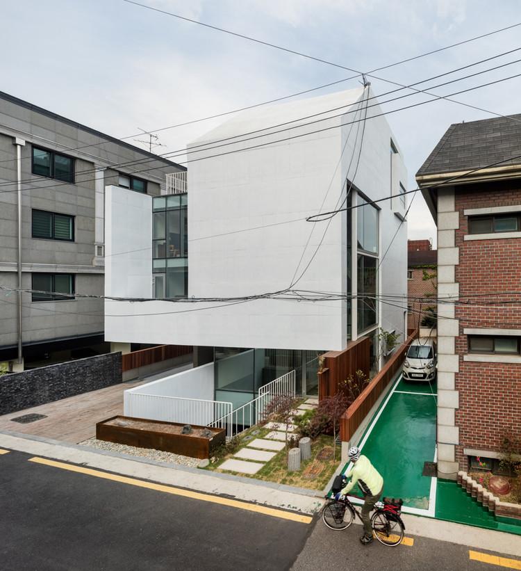 Instalación Vecinal Querencia / L'eau Design + Dongjin Kim (Hongik University), © Kyung sub, Shin