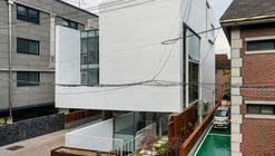 Instalación Vecinal Querencia / L'eau Design + Dongjin Kim (Hongik University)