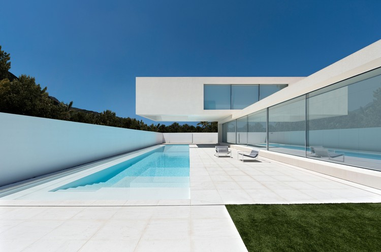 Casa de arena  / Fran Silvestre Arquitectos, © Diego Opazo