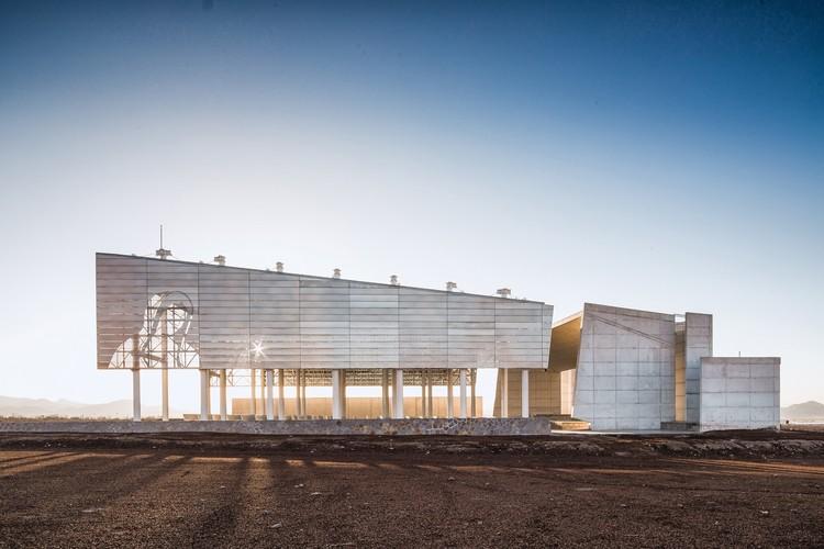Arquitectura en México: proyectos para entender el territorio de Chihuahua, Ermita a Nuestra Señora de Guadalupe / COA Arquitectos. Image