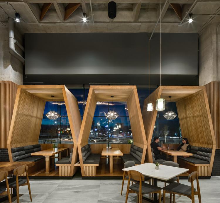 Restaurante Rocco Cantabria / ARQMOV Workshop. Image