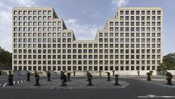 Hotel and Office Building Werdauer Weg / Max Dudler