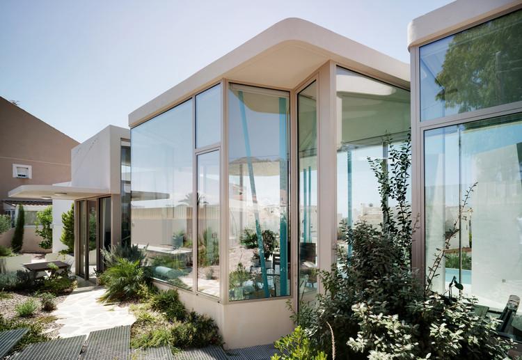 Casa Dos Lenguajes / Pepa Diaz Arquitecta, © David Frutos