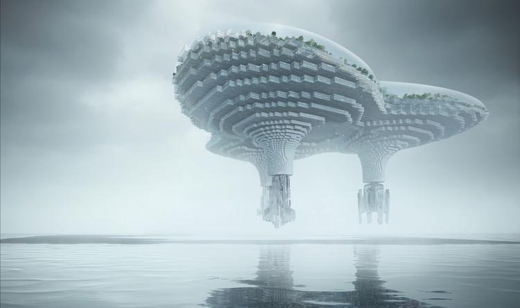 El futuro del urbanismo en China: ¿Cómo podemos construir una ciudad habitable?, Cortesía de FANCY